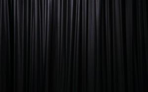 schwarzervorhang